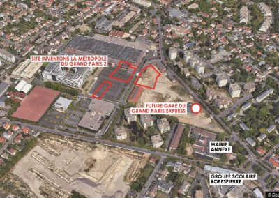 Rueil Arsenal site Inventons la Métropole du Grand Paris